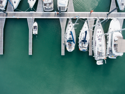 GPS Tracking Boats
