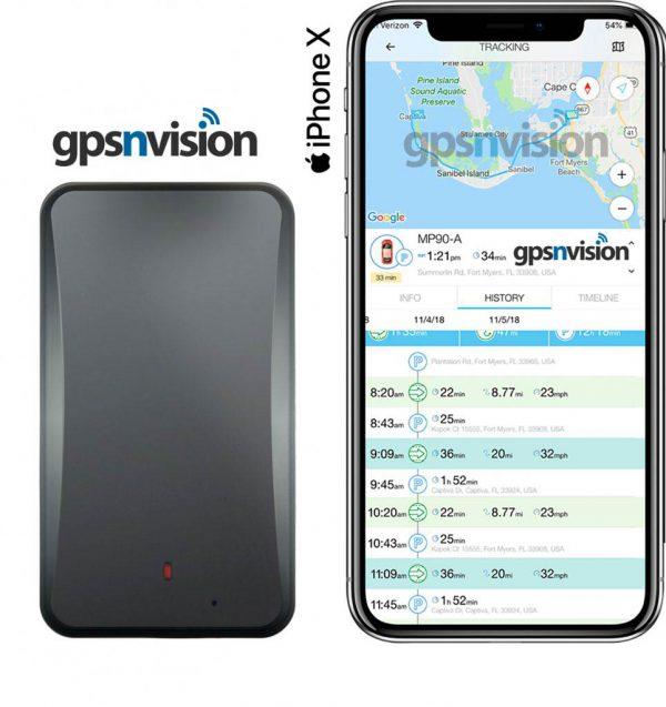 hidden gps tracker