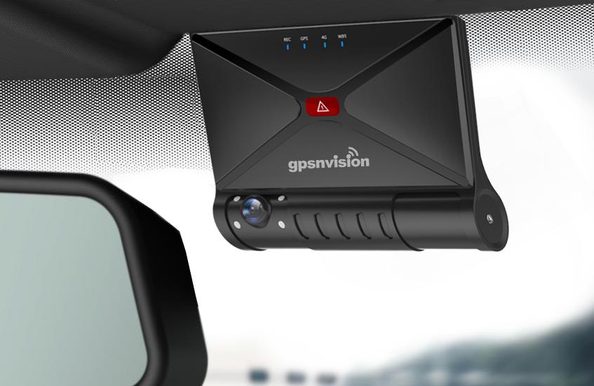 4G Live Dash Cam GPS Tracking